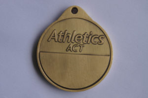 Athletics Act Medals