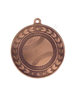 Award Softball Custom Medals