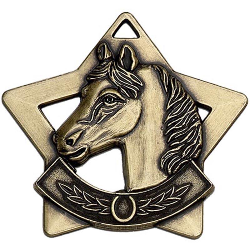equestrian medal