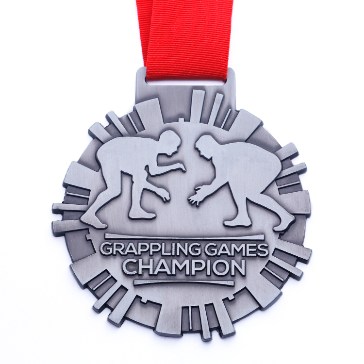 grappling medal