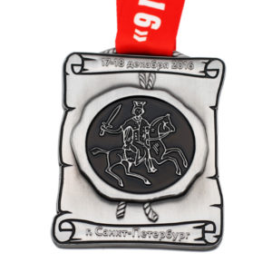 Custom equestrian Medals