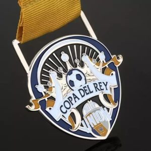 Custom League Cup medals