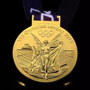 Custom Olympic medals