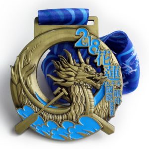 Custom Dragon Boat Medals