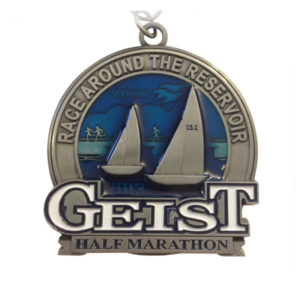 Custom Sailboat Medals
