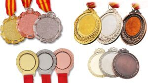 Custom all kinds of blank medals