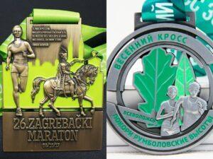 Custom endurance marathon Medals