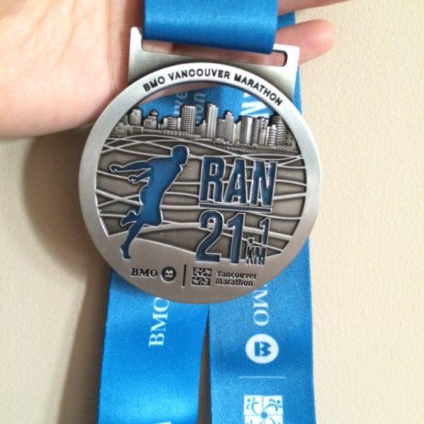 BMO Marathon Medals