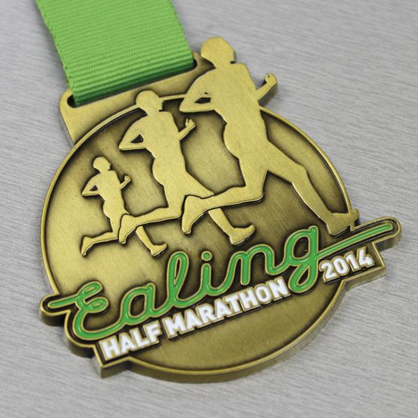 Ealing half marathon medals