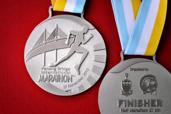 Finisher Marathon Medals 02