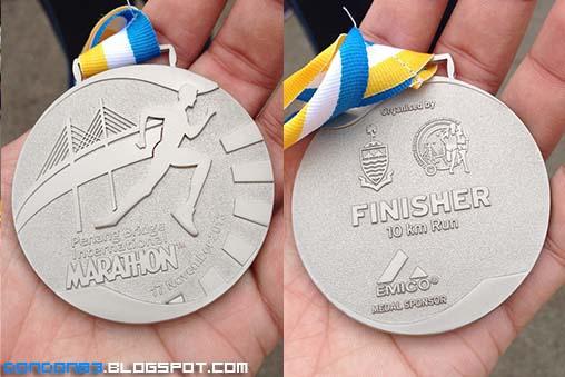 Finisher Marathon Medals 03