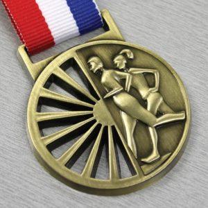 duathlon walking Medals